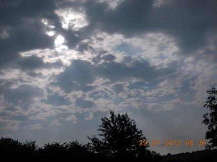 FOTKA - 28 - 30.7. - 7 - před bouřkou