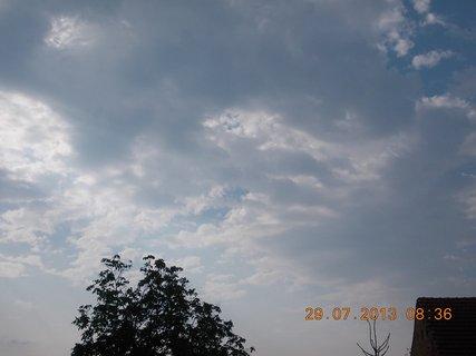 FOTKA - 28 - 30.7. - 8 - před bouřkou
