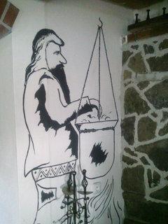 FOTKA - Roubenka  - hospůdka.,