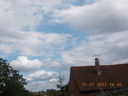 FOTKA - 30 - 31.7. - 22 - krásné mraky