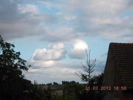 FOTKA - 30 - 31.7. - 25 - krásné mraky
