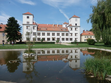 FOTKA - zámek Bučovice, jižní Morava