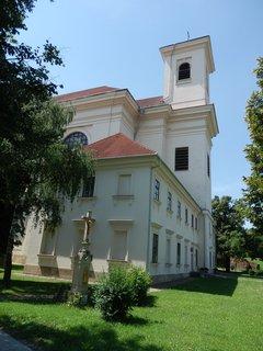 FOTKA - kostel ve Slavkově