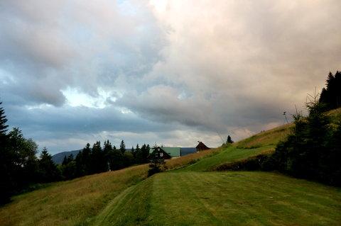 FOTKA - Vpodvečer - blíží se bouřka