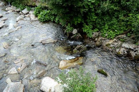 FOTKA - Jelení potok u Lvího dolu