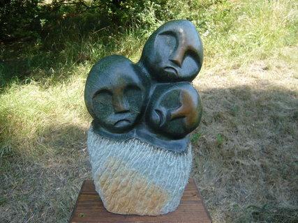 FOTKA - Výstava Kamenné sochy ze Zimbabwe - sochy lze zakoupit, podpoříte tím africké sochaře - více na www.africkesochy.cz