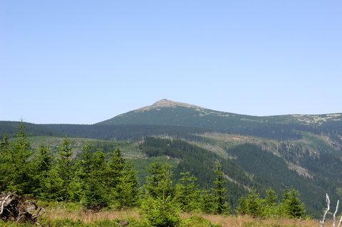 FOTKA - Naše nejvyšší hora