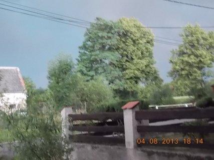 FOTKA - 4. srpna - 18 - před bouřkou