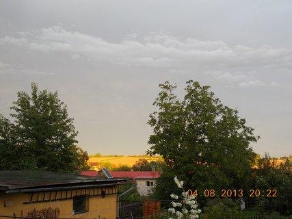 FOTKA - 4. srpna - 19 - po bouřce