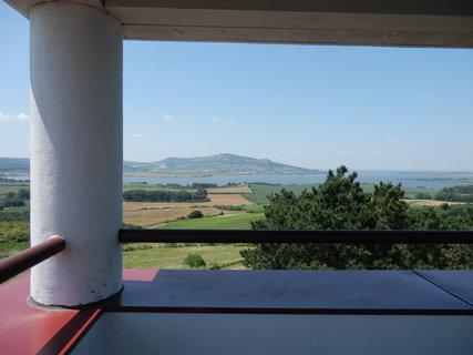 FOTKA - výhled na Pálavu z rozhledny Dalibor u obce Zaječí (článek bude příští týden)