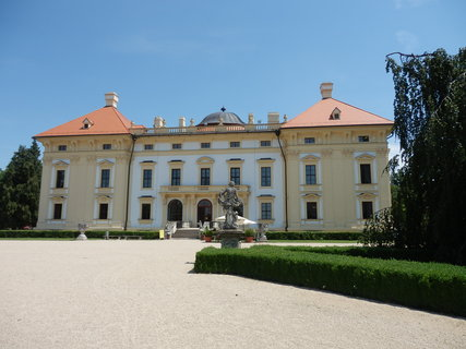 FOTKA - zámek * Slavkov u Brna *