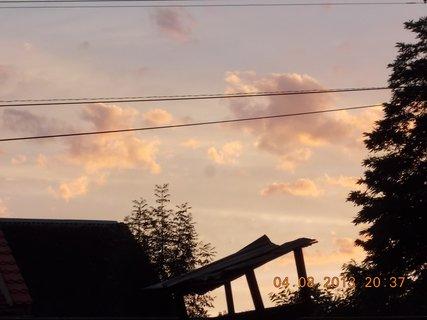 FOTKA - 4 - 6.8. - 2 -  nebe po bouřce