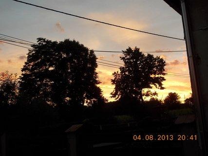 FOTKA - 4 - 6.8. - 10 -  nebe po bouřce