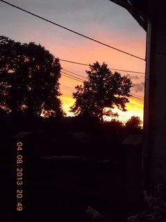 FOTKA - 4 - 6.8. - 14 -  nebe po bouřce