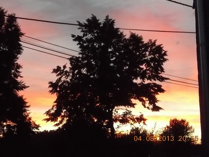 FOTKA - 4 - 6.8. - 22 -  nebe po bouřce