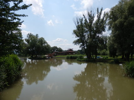 FOTKA - Baťův kanál / přístaviště Skalica