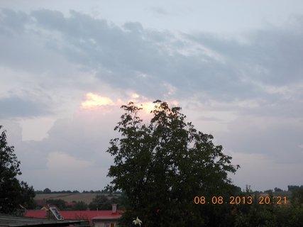 FOTKA - 8.8 + 9.8. - 7 - večerní nebe