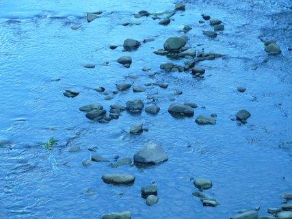 FOTKA - Kameny v Bečvě