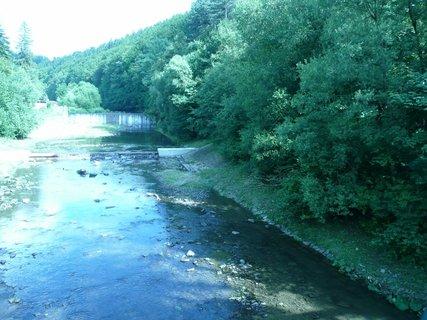 FOTKA - Řeka Bečva