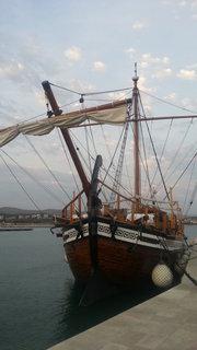 FOTKA - Pirátský koráb