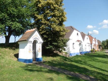 FOTKA - vinařská obec Sudoměřice, jižní Morava