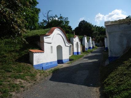 FOTKA - cyklotoulky jižní Moravou - Památková rezervace lidové architektury - Plže je chloubou obce Petrov