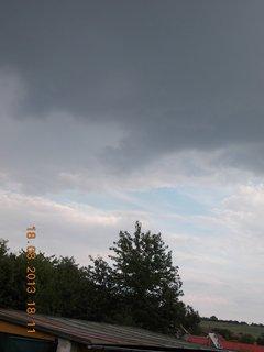 FOTKA - 18. srpna - 10 - podvečerní nebe
