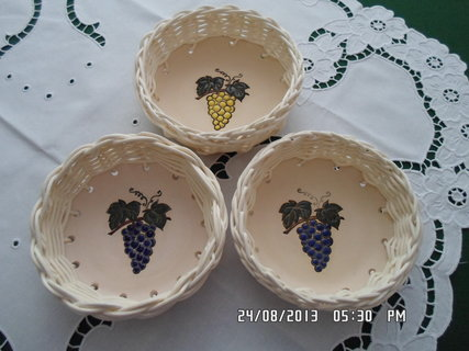 FOTKA - opletená keramika