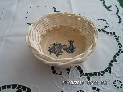 FOTKA - opletená keramika 1