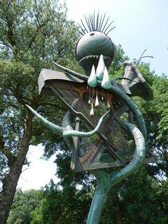 FOTKA - Lubo Kristek: Strom větrné harfy, Pohansko