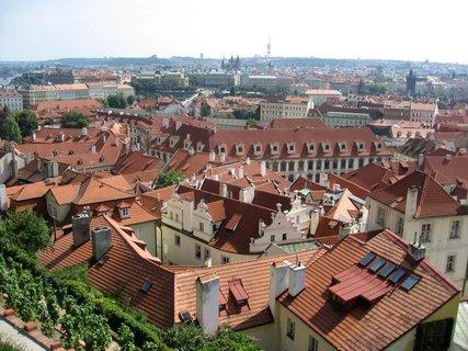 FOTKA - Z procházky  - Pražský hrad 13
