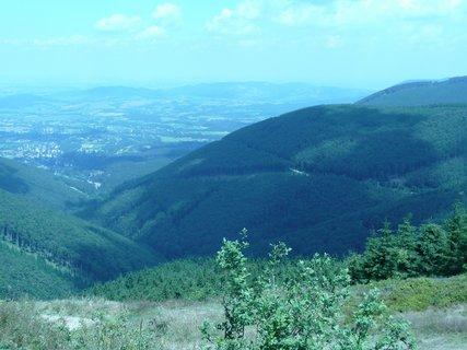 FOTKA - Výhled z Radegastu,
