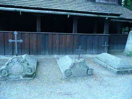 FOTKA - Skanzen - muzeum v přírodě - hřbitov