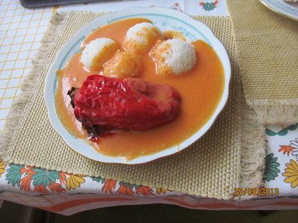 FOTKA - I tohle může být nedělní oběd