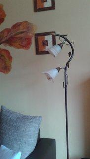 FOTKA - nová lampa