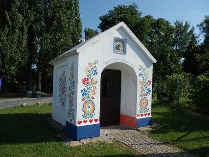 FOTKA - kaplička  Petrov - Plže