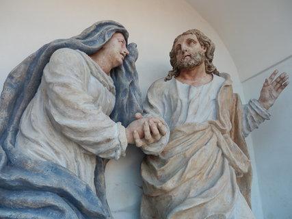 FOTKA - Mikulov - z křížové cesty na Svatý Kopeček