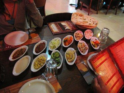 FOTKA - Před večeří v Haifě