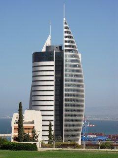 FOTKA - Administrativní budova v Haifě