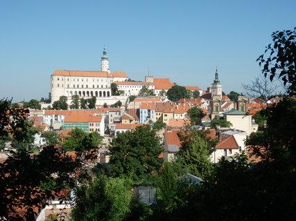 FOTKA - krásné město Mikulov, jižní Morava