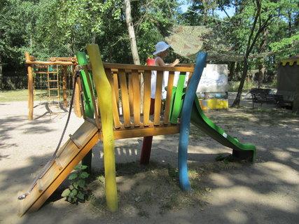 FOTKA - Dětské hřiště v ZOO Hodonín