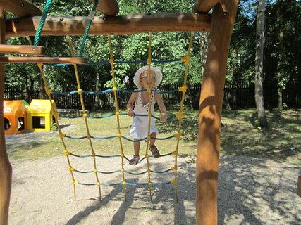 FOTKA - .Dětské hřiště v ZOO Hodonín.