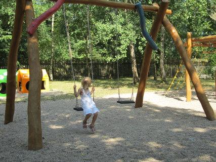 FOTKA - Dětské hřiště v ZOO Hodonín..