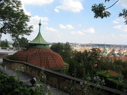 FOTKA - Dnes v zahradách hradu 6