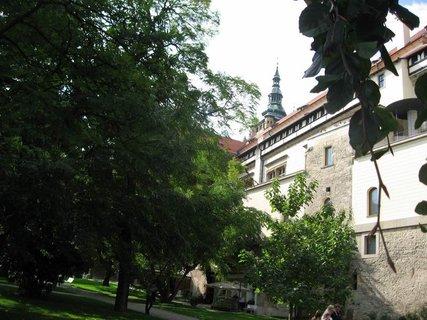 FOTKA - Dnes v zahradách hradu 17