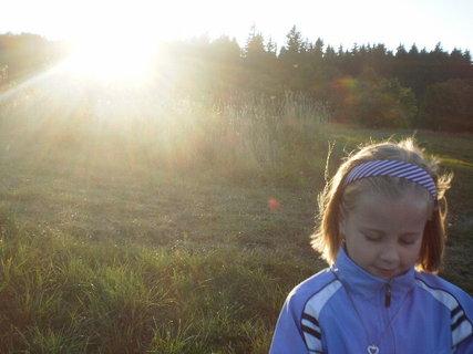 FOTKA - při západu sluníčka :-)