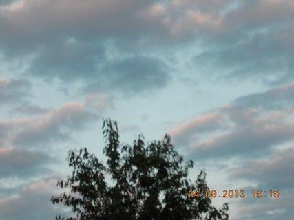 FOTKA - 4.-5.9 - 5 .  barevnost na nebi