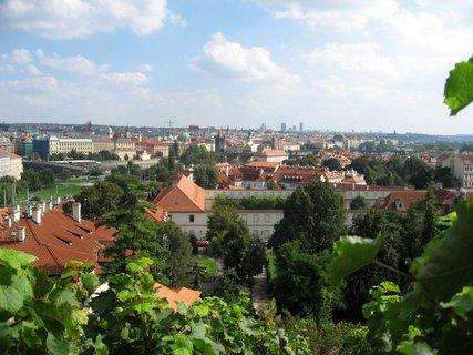 FOTKA - Svatováclavská vinice - Vyhlídková hřebenová  cesta 13