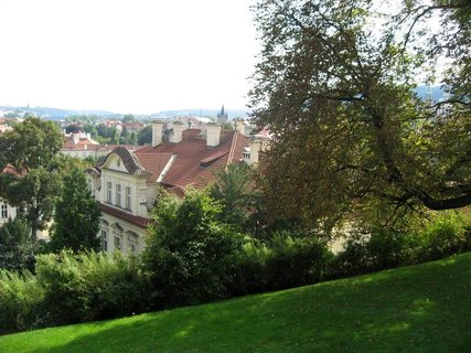 FOTKA - Svatováclavská vinice - Vyhlídková hřebenová  cesta 16