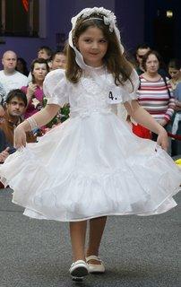 FOTKA - Anetka jako princezna